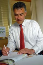 Mark Thompson accident personal injury trust solicitor