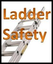 ladder safety work at height regulations